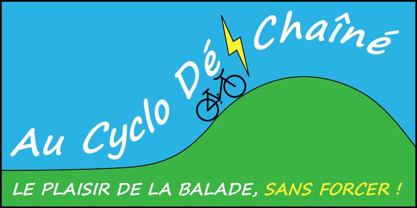 Logo Au Cyclo DéChaîné